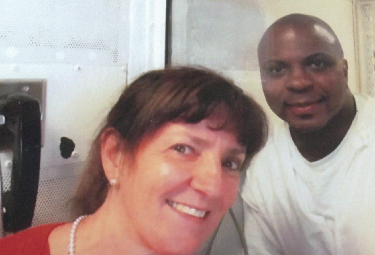 The Stockport woman who befriended a Death Row prisoner